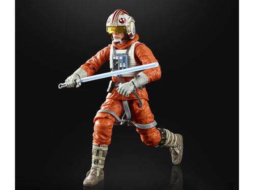 "Star Wars The Empire Strikes Back ~ The Black Series ~ Luke Skywalker (Snowspeeder)  6"" Action Figure"