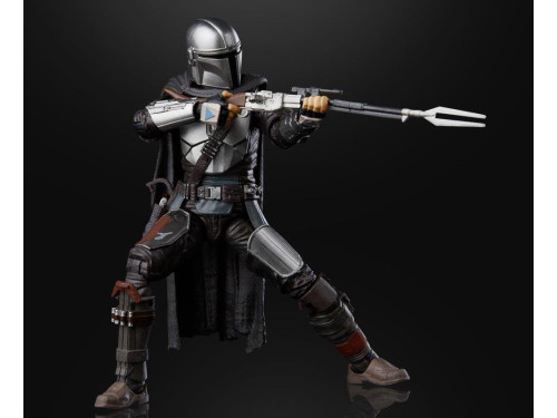 "Star Wars The Mandalorian ~ The Black Series ~The Mandalorian (Beskar Armor) 6"" Action Figure"