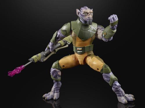 "Star Wars Rebels ~ The Black Series ~ Zeb Orrelios  6"" Action Figure"
