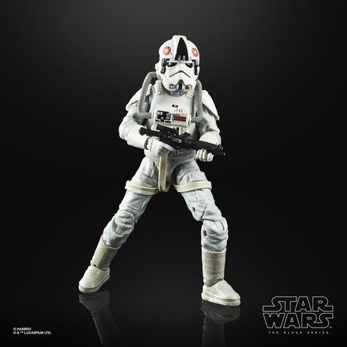 """Star Wars The Empire Strikes Back 40th Anniversary ~ AT-AT Driver  6"""" Action Figure"""