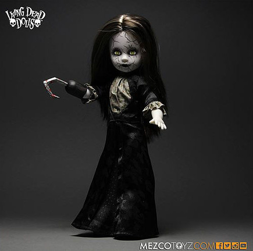 Living Dead Dolls ~ The Madame  ~ Series 30