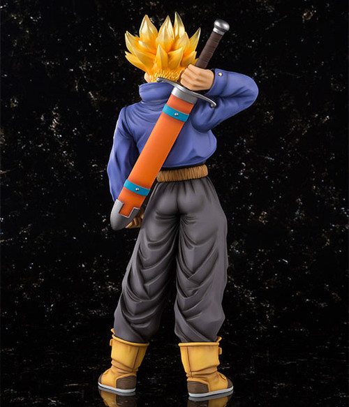 Dragon Ball Z ~ Super Saiyan Trunks FiguartsZERO EX