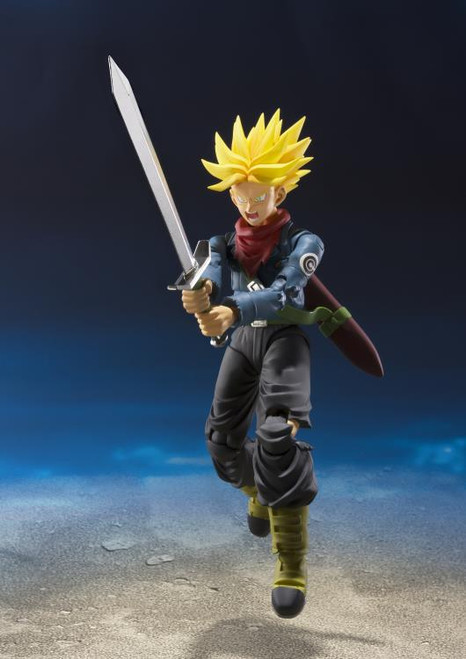 Dragon Ball Super ~ Future Trunks  S.H.Figuarts