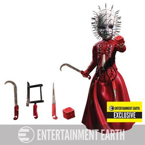 Living Dead Dolls ~ Hellraiser III ~ Pinhead Red Variant