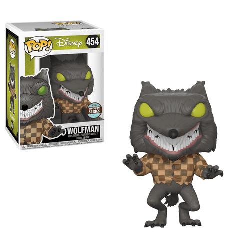POP! Disney ~ The Nightmare Before Christmas ~ Wolfman #454