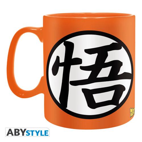 Dragon Ball Z ~ Mug & Coaster Gift Set