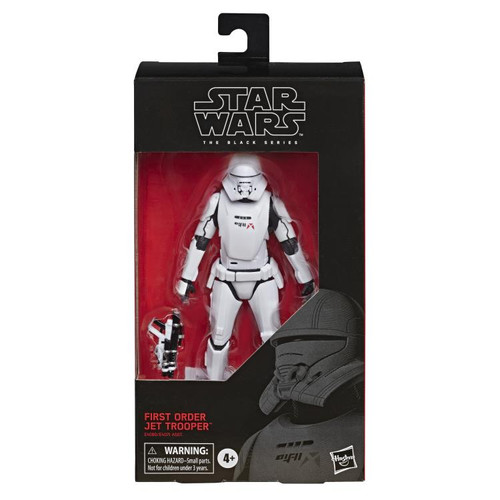 "Star Wars ~ The Black Series ~ First Order Jet Trooper 6"" Action Figure"