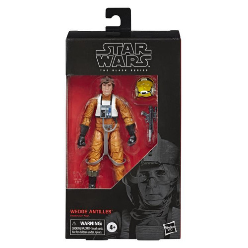 "Star Wars ~ The Black Series ~ Wedge Antilles 6"" Action Figure"