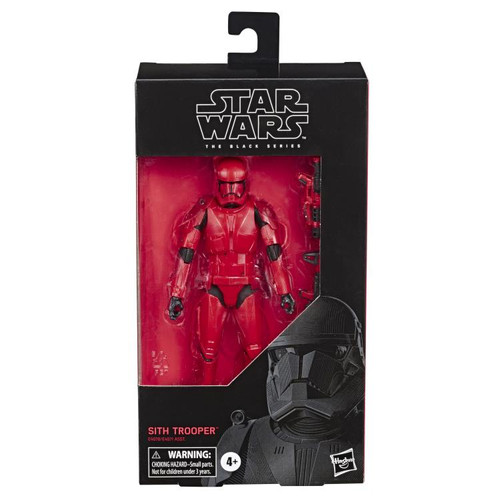 Star Wars ~ The Black Series ~ Sith Trooper 6-Inch Action Figure