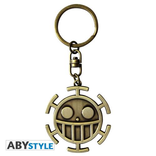 One Piece ~ Trafalgar Law 3D Metal  Keychain