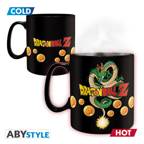 Dragon Ball Z ~ Goku Magic Mug & Coaster Gift Set
