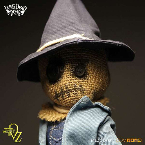 Living Dead Dolls ~ Lost In OZ ~ Purdy as The Scarecrow