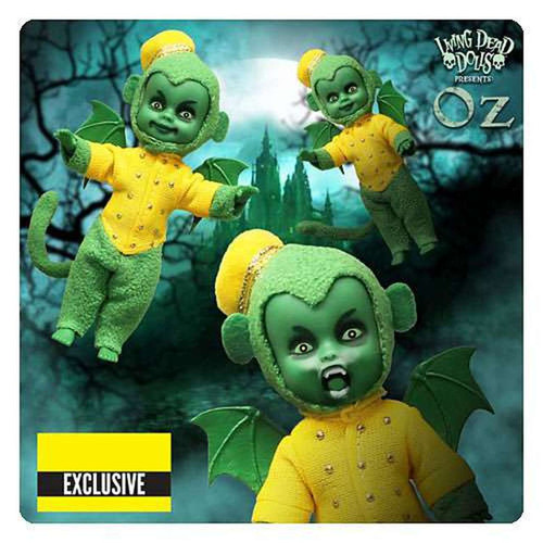 Living Dead Dolls ~ Lost In OZ ~ Flying Monkeys Exclusive 3 Pack