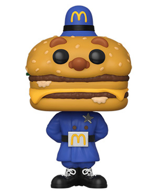 POP! Ad Icons ~ McDonald's ~ Officer Big Mac