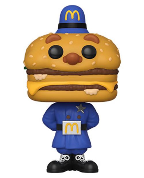 POP! Ad Icons ~ McDonald's ~ Officer Big Mac