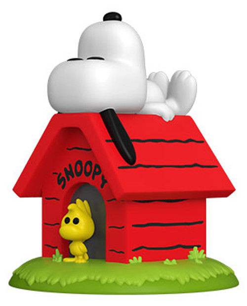 POP! Animation ~ Peanuts ~ Snoopy on Doghouse