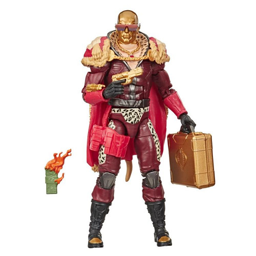 G.I. Joe ~ Classified Series  ~ Profit Director Destro Action Figure