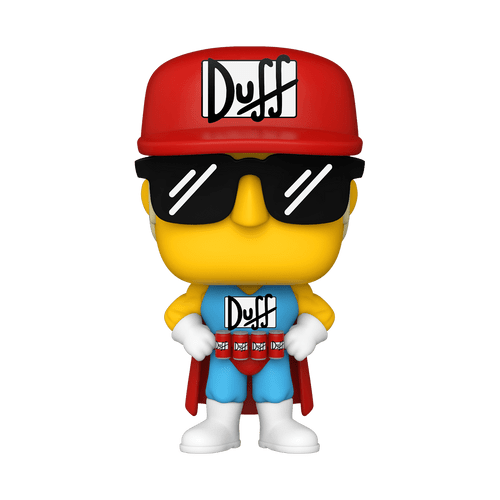 POP! Animation ~ The Simpsons ~ Duffman #902
