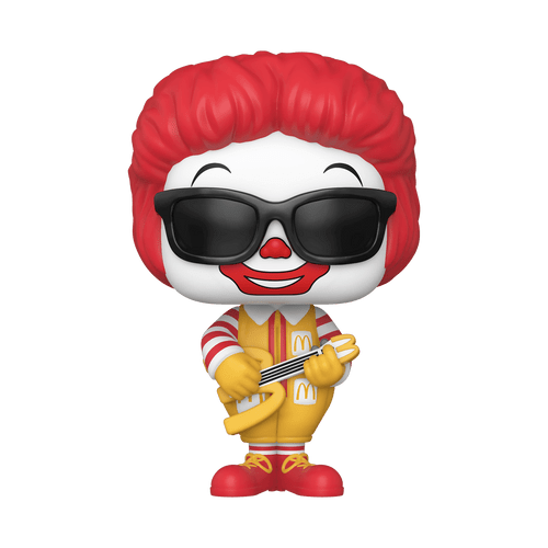 POP! Ad Icons ~ McDonald's ~ Rock Out Ronald #109