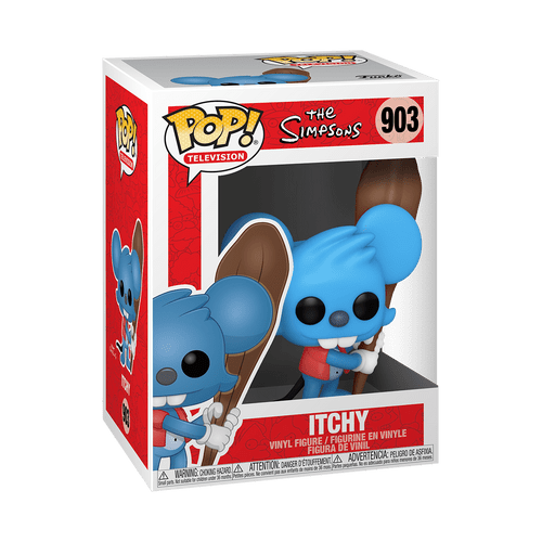 POP! Animation ~ The Simpsons ~ Itchy #903