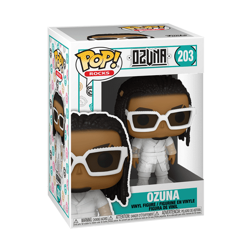 POP! Rocks ~ Ozuna #203