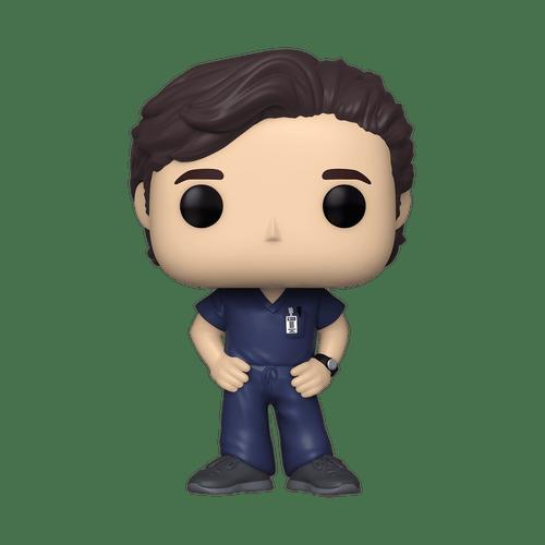 POP! Television ~ Grey's Anatomy ~ Derek Shepherd #1075