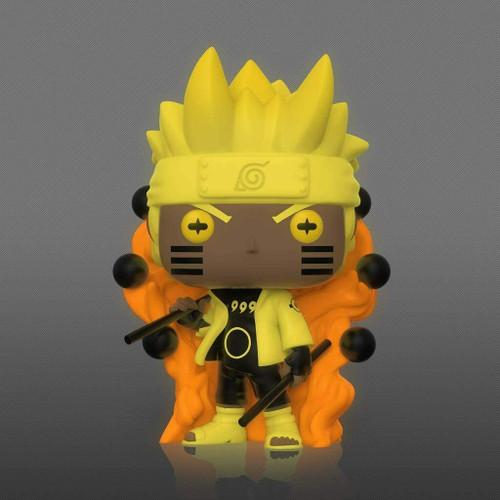 POP! Marvel ~ Animation ~ Naruto Shippuden ~ Naruto (Sixth Path Sage) #932 (GITD)