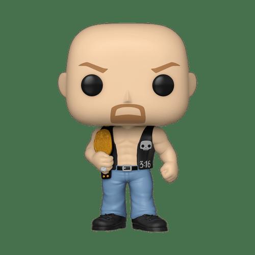 "POP! WWE ~ ""Stone Cold"" Steve Austin #84"