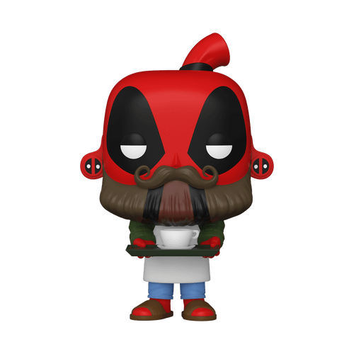 POP! Marvel ~ Deadpool ~ Barista Deadpool #775