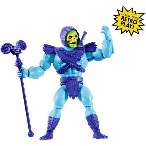 Masters Of The Universe Origins ~ Skeletor Action Figure