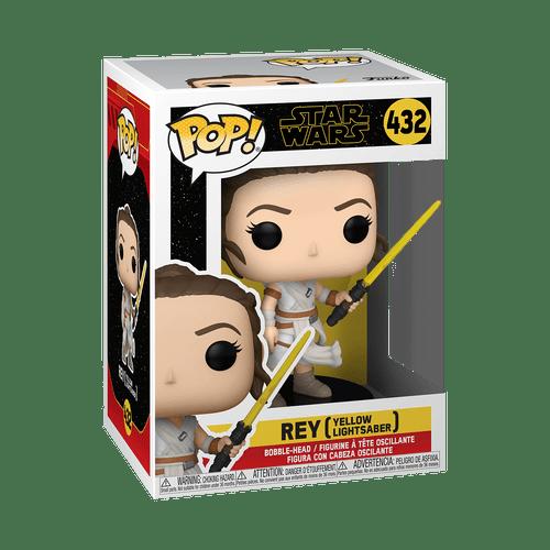 POP! Star Wars ~ Rise Of Skywalker ~ Rey #432