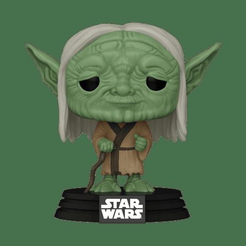 POP! Star Wars ~ Concept Series ~ Yoda #425