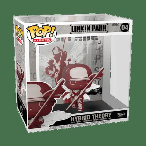 POP! Albums ~ Linkin Park ~ Hybrid Theory #04