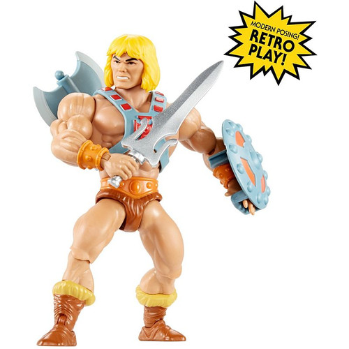 Masters Of The Universe Origins ~ He-Man Action Figure