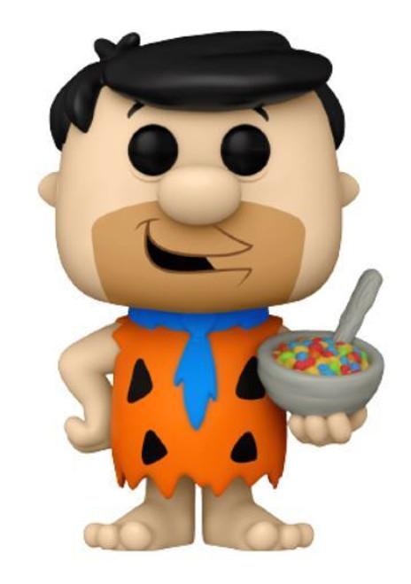 POP! Ad Icons ~ Fruity Pebbles ~ Fred Flintstone #119