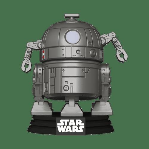 POP! Star Wars ~ Concept Series ~ R2-D2 #424