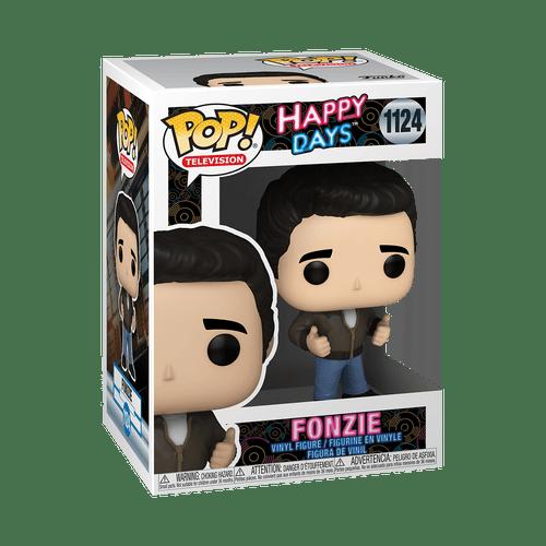 POP! Television ~ Happy Days ~ Fonzie #1124