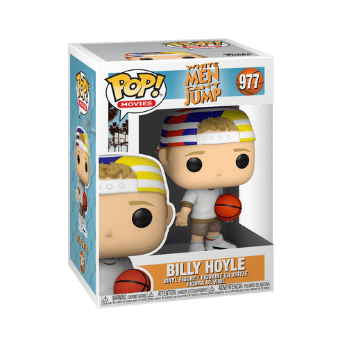 POP! Movies ~ White Men Can't Jump ~ Billy Hoyle #977