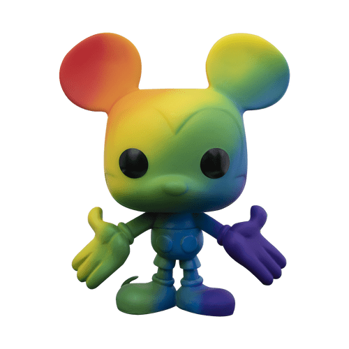 POP! Pride ~ Disney ~ Mickey Mouse #01