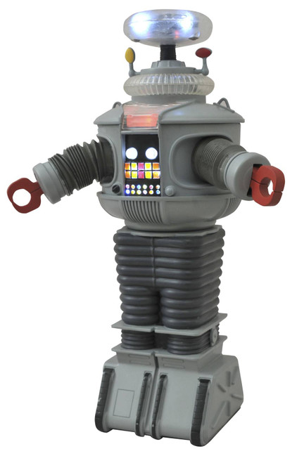 Diamond Select b-9 electronic robot