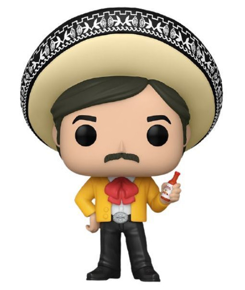 POP! Ad Icons ~ The Tapatio Man #122
