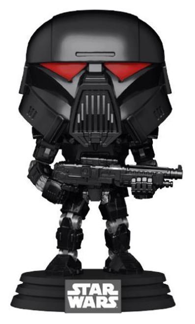 POP! Star Wars ~ The Mandalorian ~ Dark Trooper #466