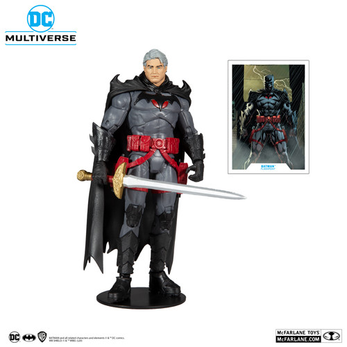 DC Multiverse ~ Thomas Wayne Flashpoint ~ Batman Unmasked