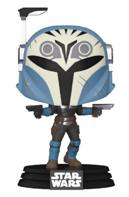 POP! Star Wars ~ The Mandalorian ~ Bo-Katan Kryze #463