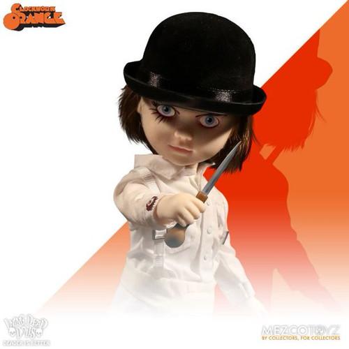 Living Dead Dolls Presents ~ A Clockwork Orange