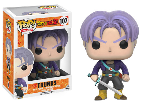 POP! Animation - Dragon Ball Z - Trunks #107