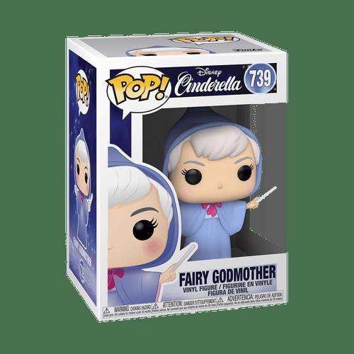 POP! Disney - Cinderella - Fairy Godmother #739