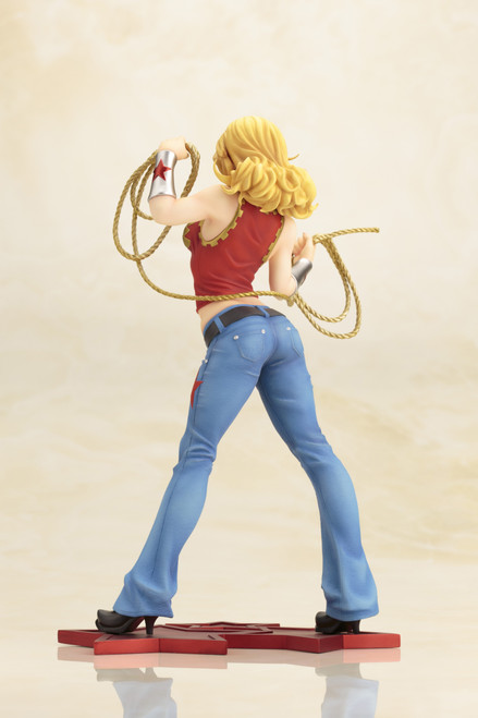 DC Comics - Wonder Girl Bishoujo Statue