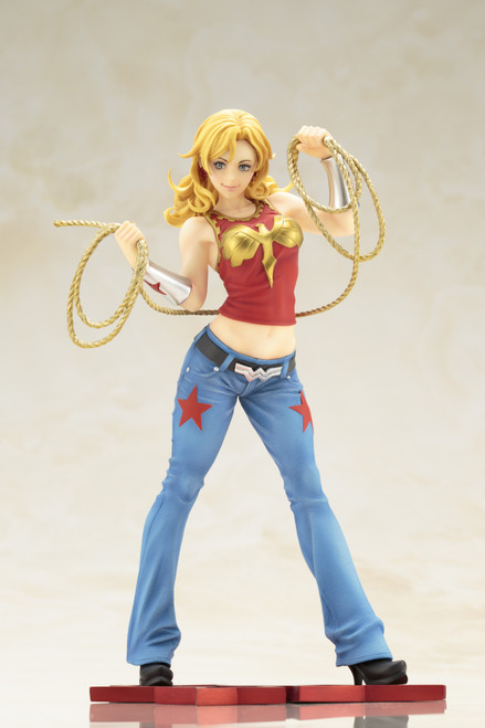 DC Comics - Wonder Girl Bishoujo Statue