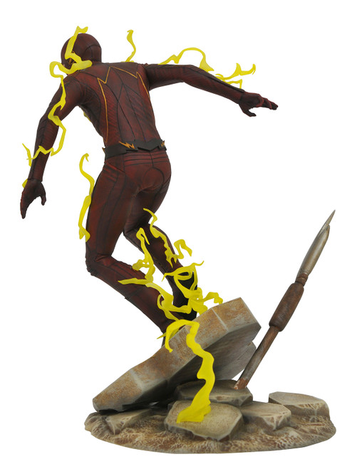 DC Gallery ~ The Flash Statue